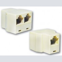 LAN-CABLE SPLITTER  1/2C
