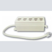 PHONE-CABLE SPLITTER 1/5C