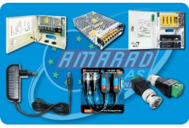 (1) POWER SUPPLIES - ACCESSORIES FOR FIRE ALARM SECURITY SYSTEMS