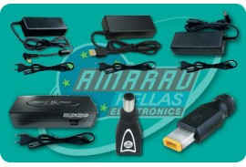 (4) POWER SUPPLIES - ACCESSORIES FOR LAPTOP - NETBOOK
