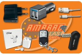 (3) POWER SUPPLIES - CHARGERS - ACCESSORIES FOR TABLETS - MOBILE PHONES - CAMERAS