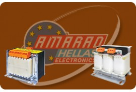 (18a) TRANSFORMERS FOR LIFT PANELS - THREE PHASE TRANSFORMERS