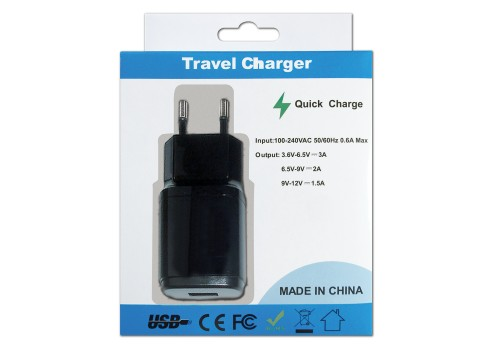 QUICK CHARGER 18W