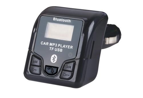 CAR MP3 PLAYER-BLUETOOTH FM MODULATOR