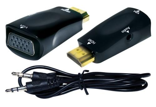 ADAPTOR-MF-HD HDMI TO VGA AUDIO