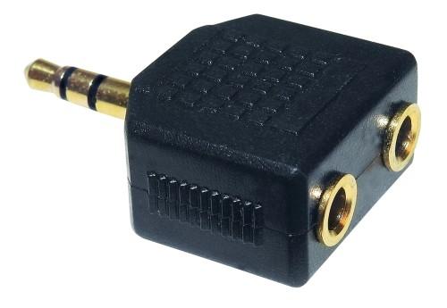 MFAS 3.5-2X3.5 ADAPTOR 3,5mm STEREO ΣΕ 2X3,5mm ADAPTOR STEREO