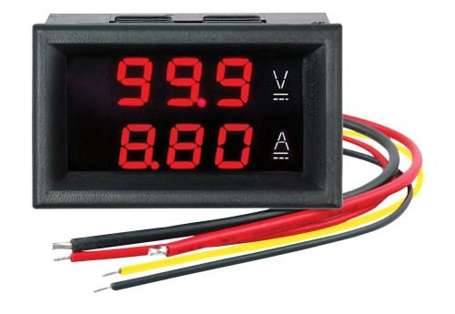 VAM-0-100V DC/0-10A DC